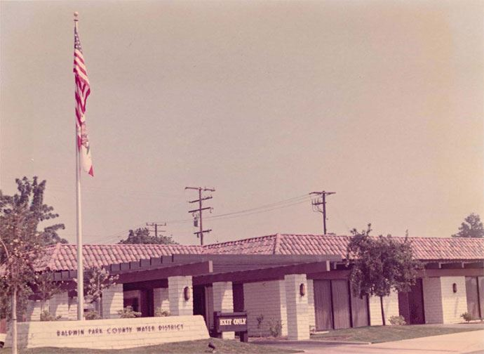 Valley County Water District Office 1974